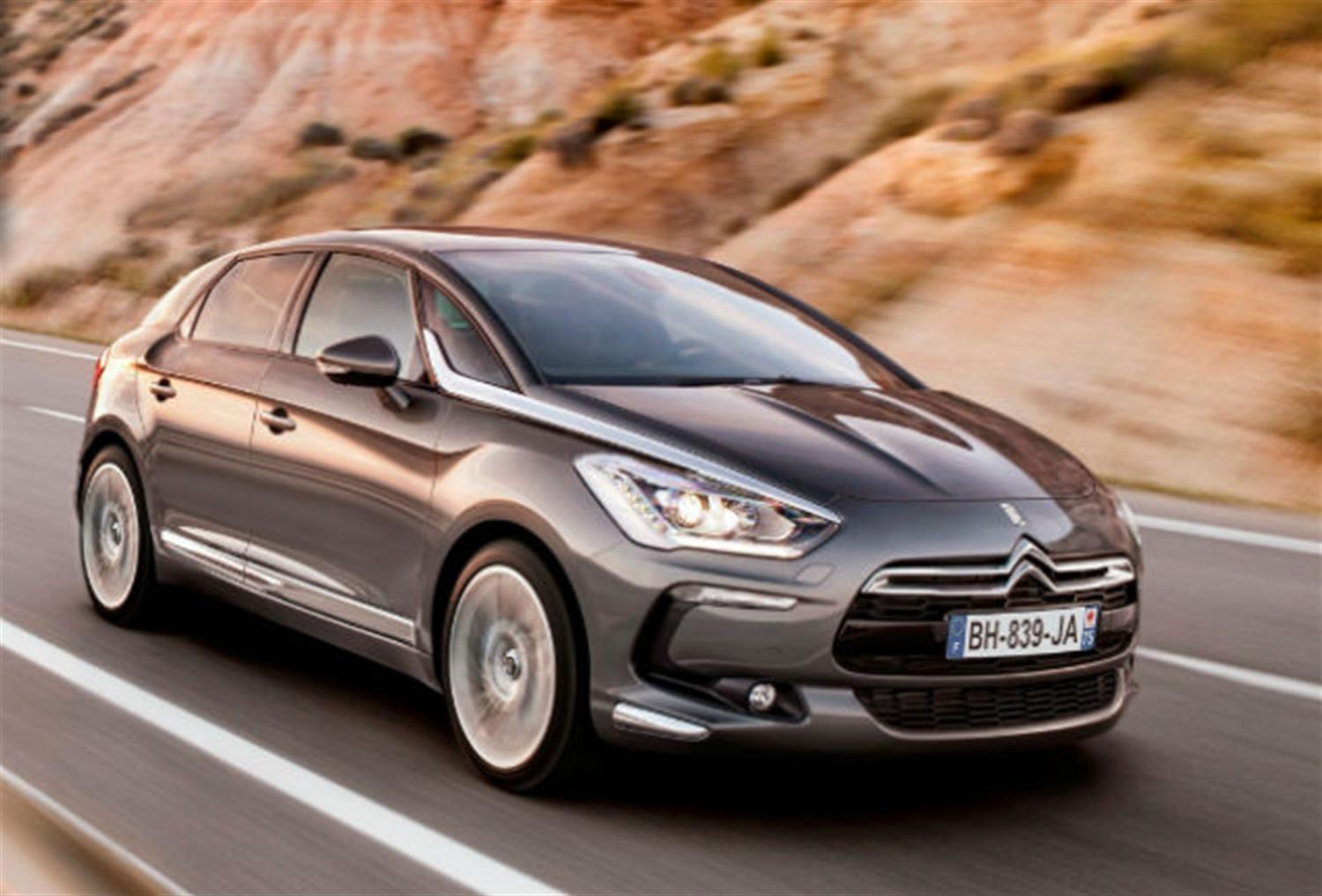 Citroen DS5 is Top Gear's Family Car of the Year