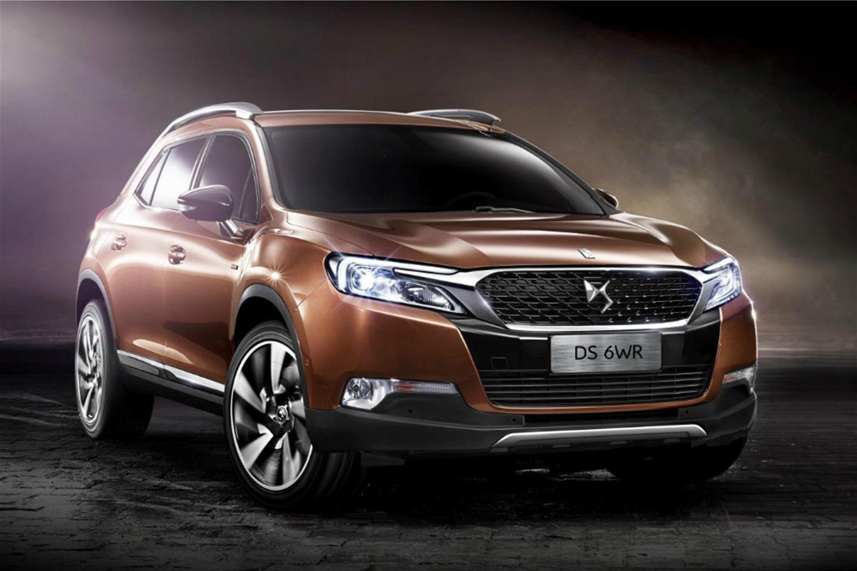 Citroen Unveils 1st Premium SUV