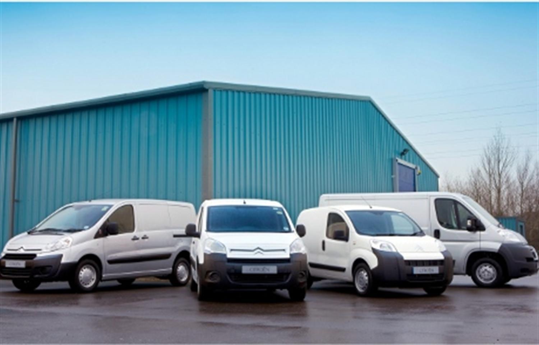 Citroen Extends Used Van Warranty