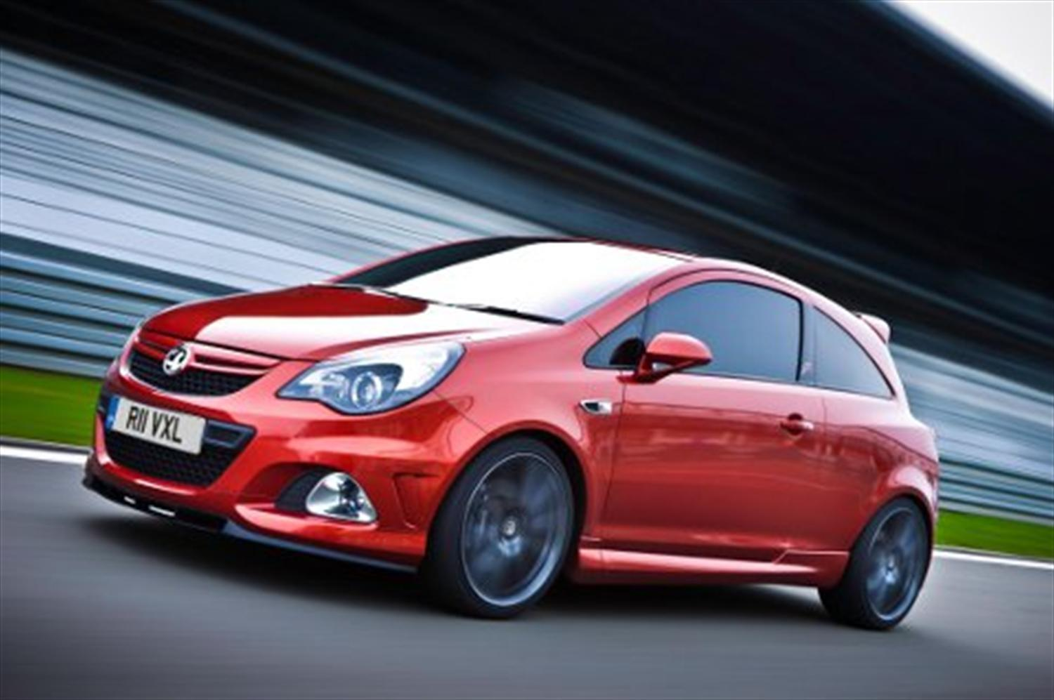 New Vauxhall Corsa VXR Nurburgring Edition Arrives in UK