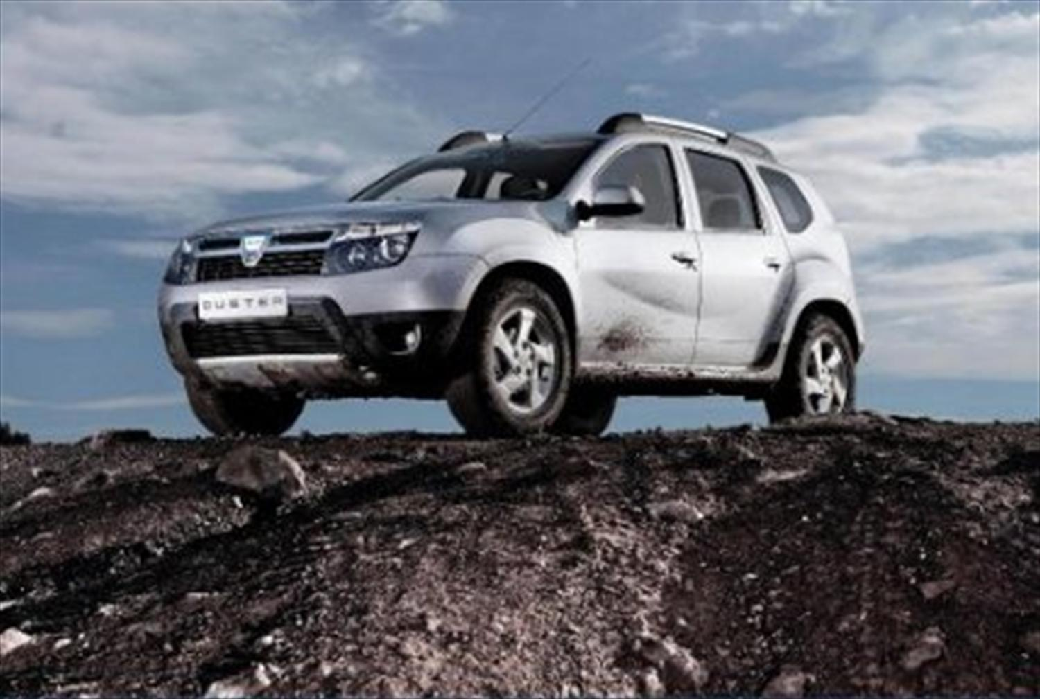 Dacia introduces seven-year Duster warranty