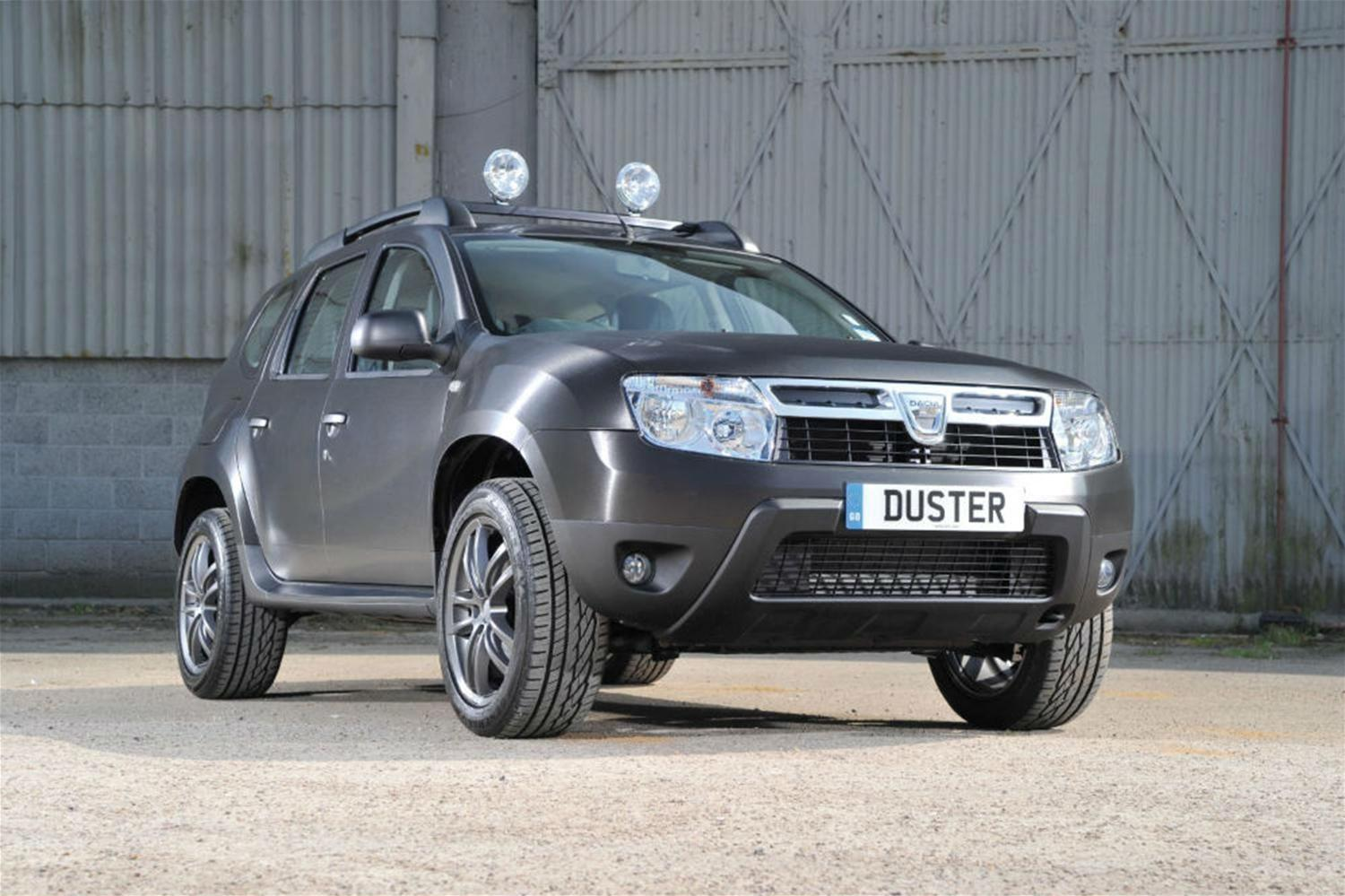 Dacia Duster Black Edition Launched