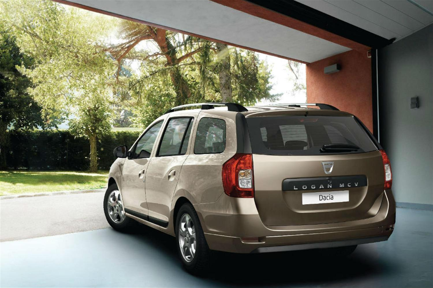 Dacia Logan MCV – The most affordable new estate car