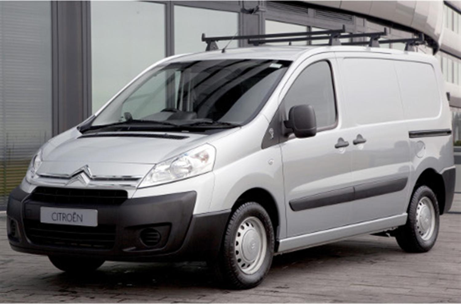 Citroen Dispatch Tradesman Limited Edition Revealed