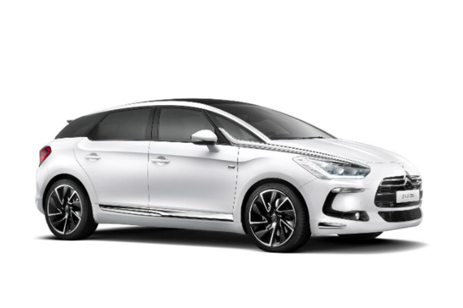 Citroen DS4 &DS5 Pure Pearl Editions are Ready for Paris