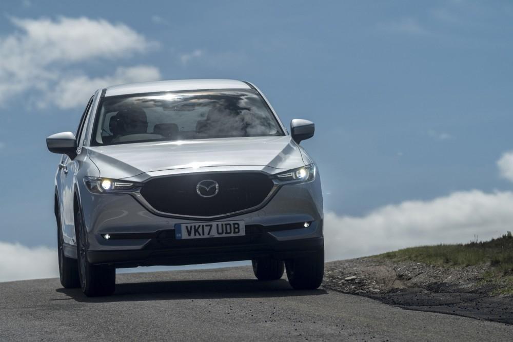New Mazda CX-5 2017 Review