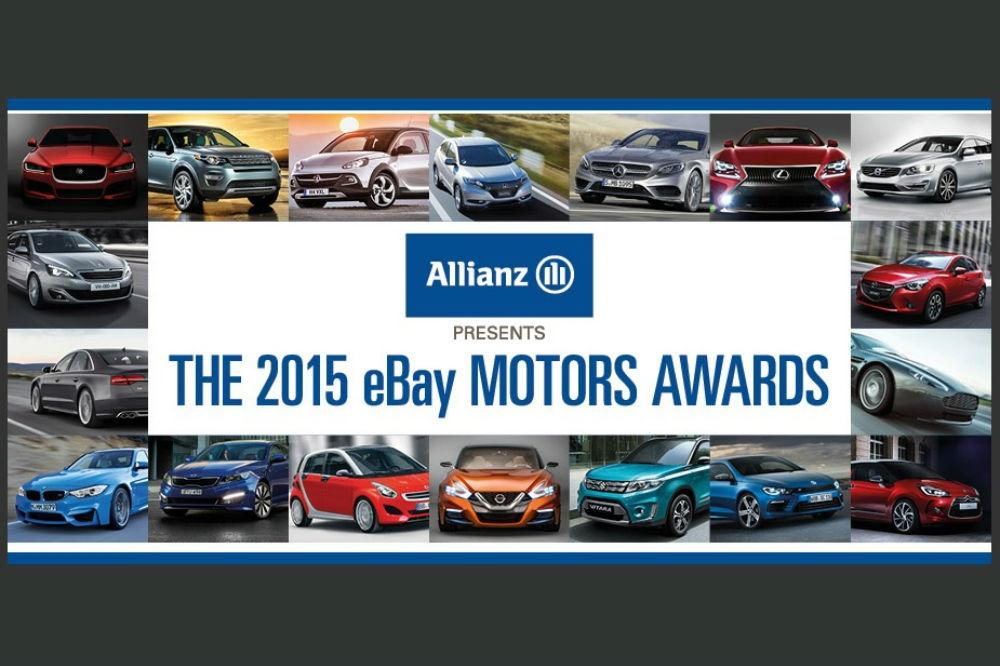 Perrys nominated for second eBay Motors award