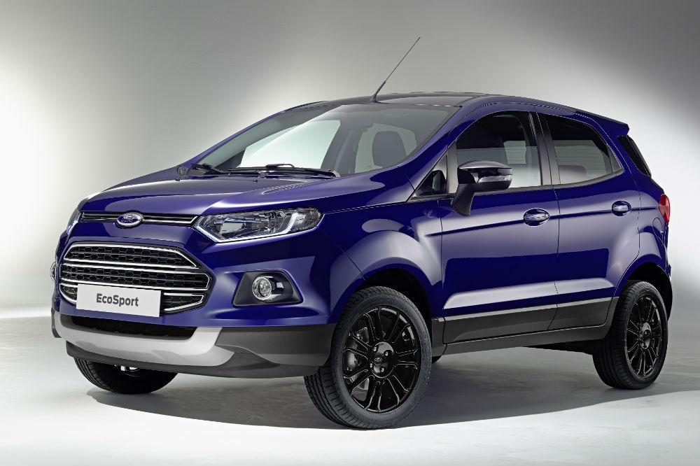 Orders officially open for new Ford EcoSport