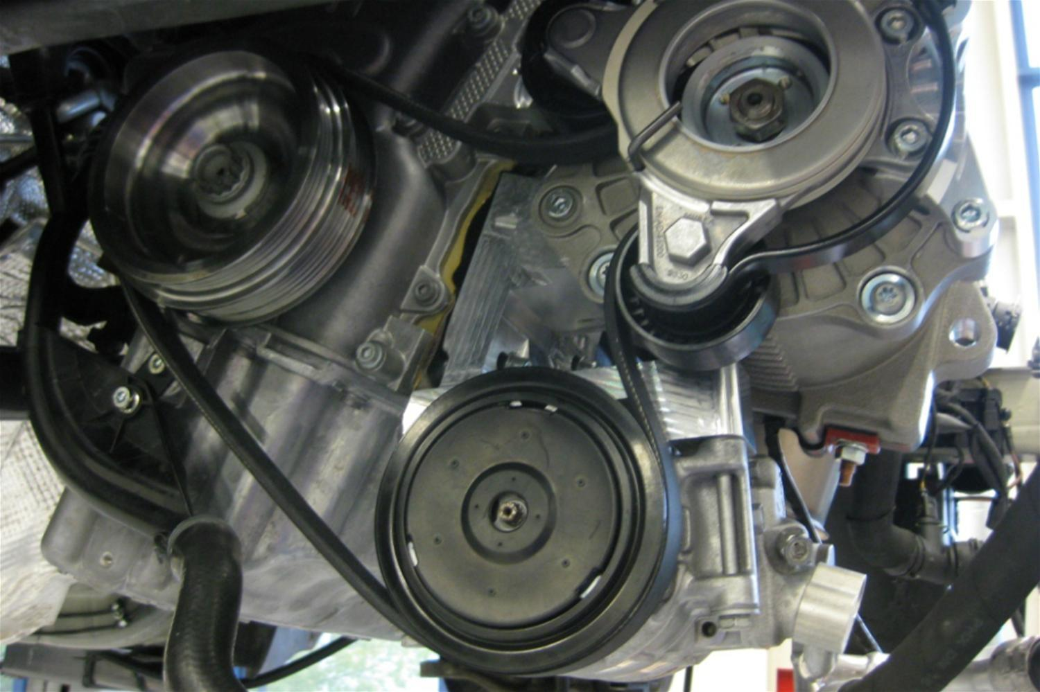 The importance of a cam belt and timing chain check