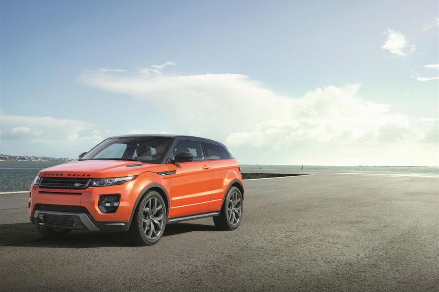 Most powerful Range Rover Evoque revealed