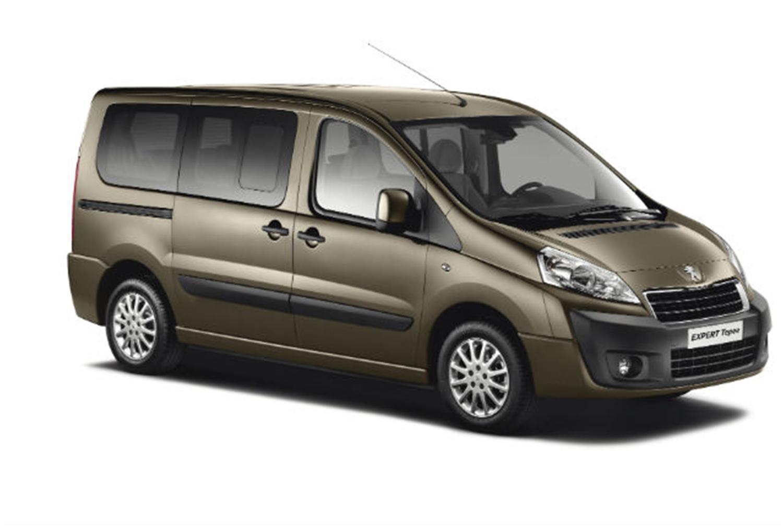 New Peugeot Expert for 2012 revealed