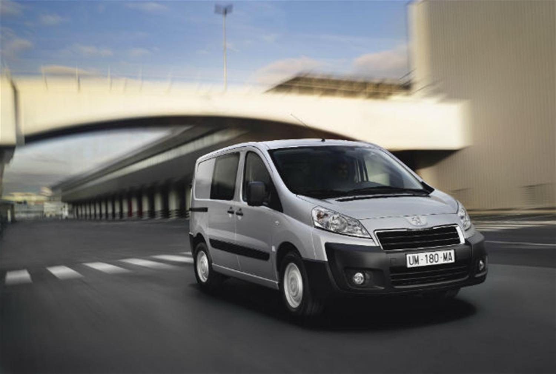 New Peugeot Expert van on sale now