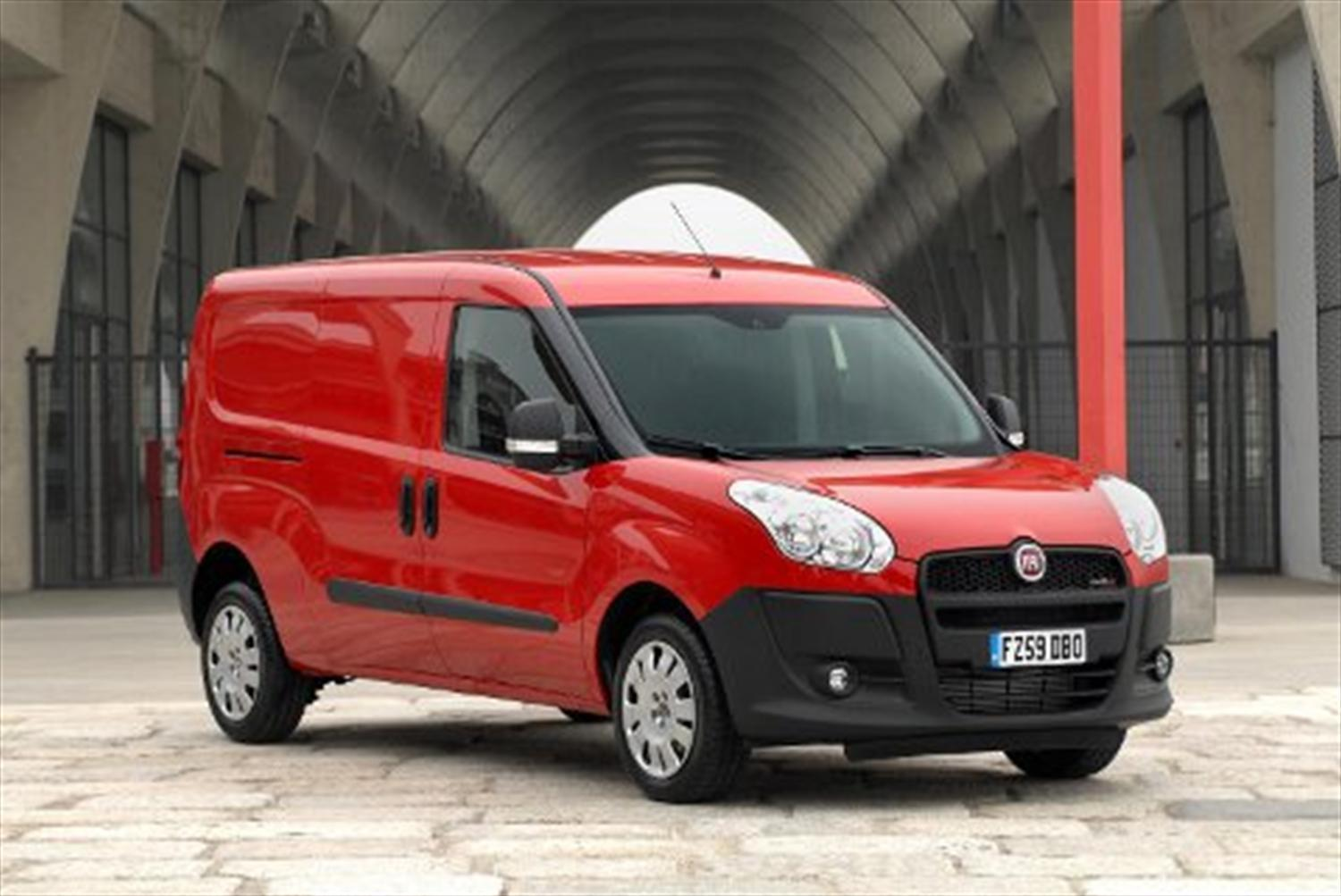 Fiat Doblo Van prices and specifications