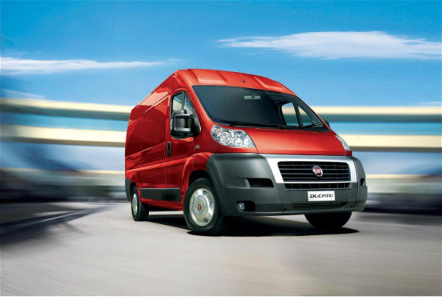 Fiat Ducato automatic arrives in UK