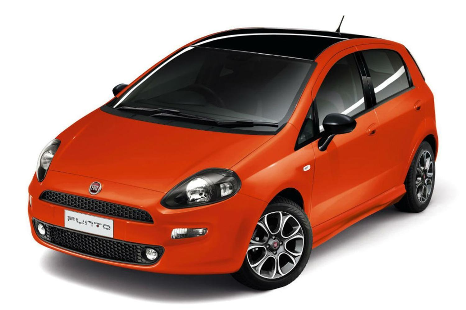 Fiat Punto gets Enhanced Specifications