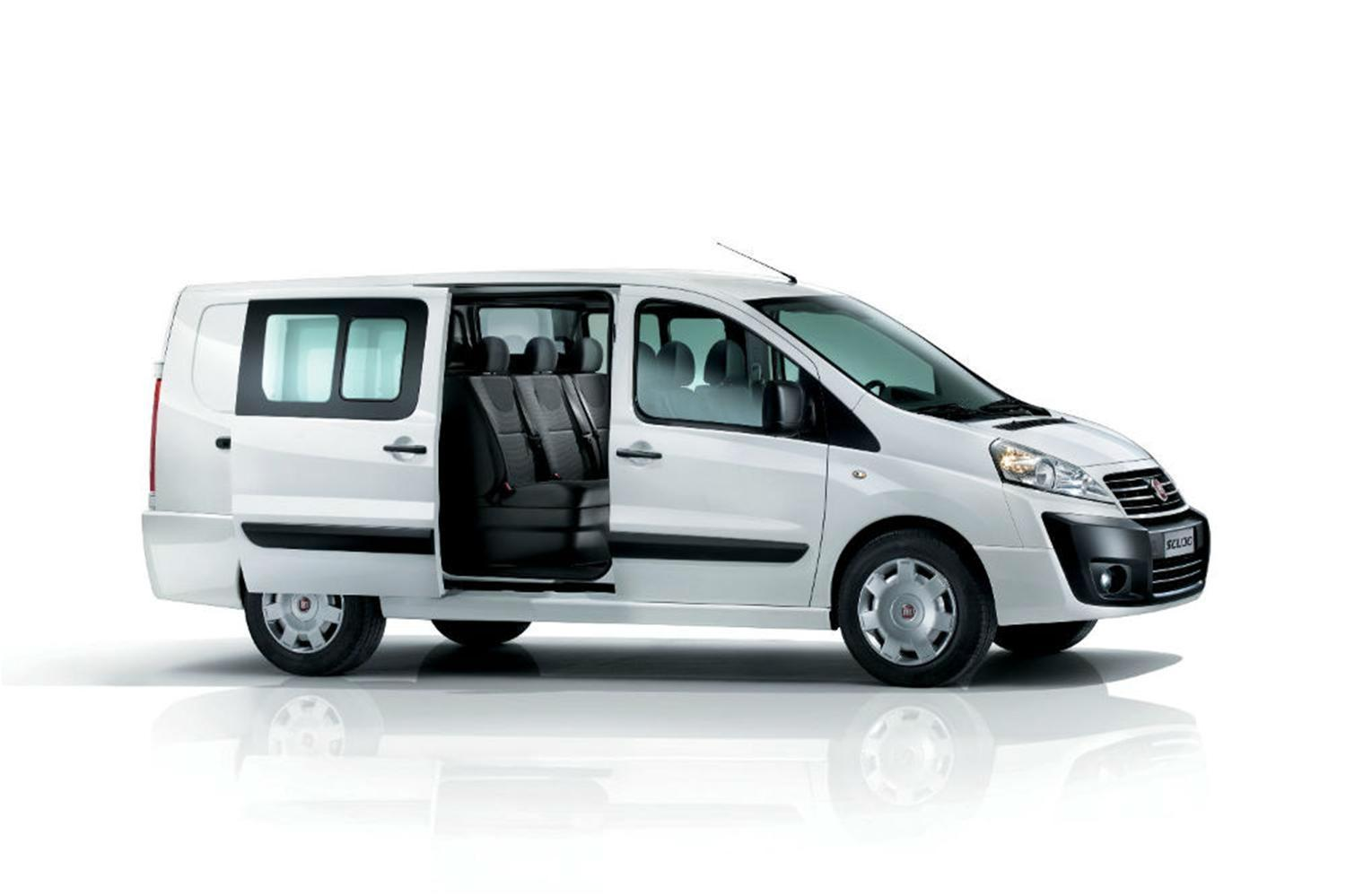Exciting New Fiat Vans Lined up for CV Show 2013