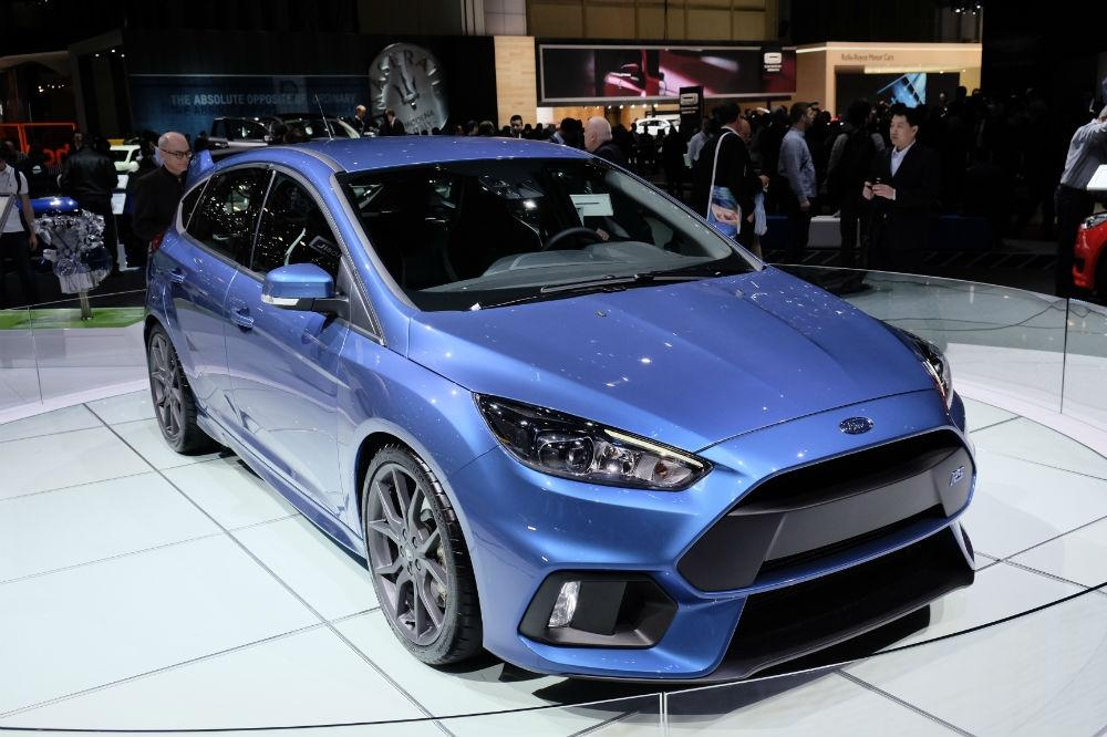 New Ford Focus RS will produce 345bhp