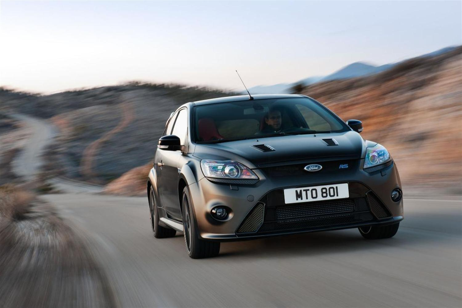 Ford Unveils Focus RS 500 Limited Edition