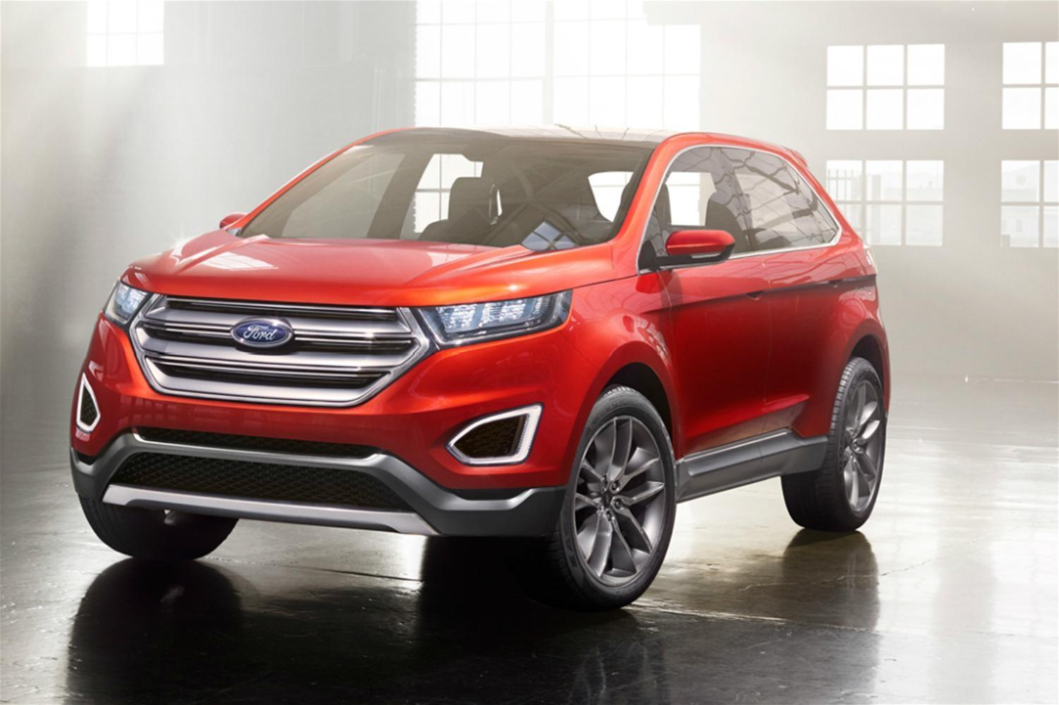 Ford Grows Ambitious Future Product Plans
