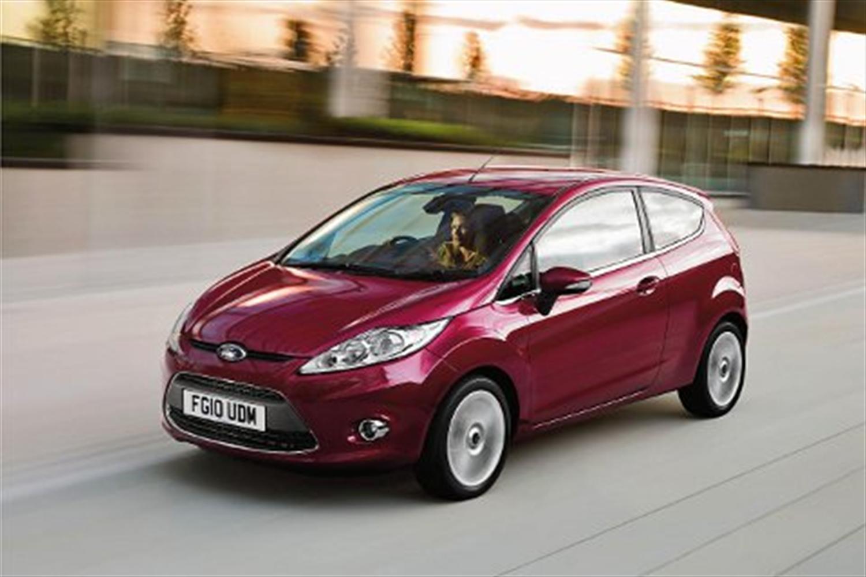 Top ten best small cars in 2012