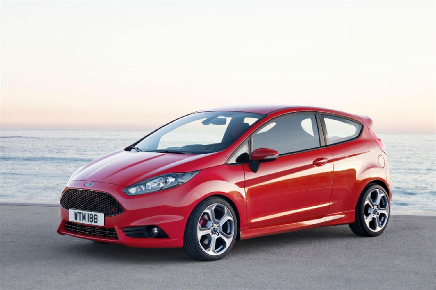 2013 Ford Fiesta ST to start from 16,995 Pounds