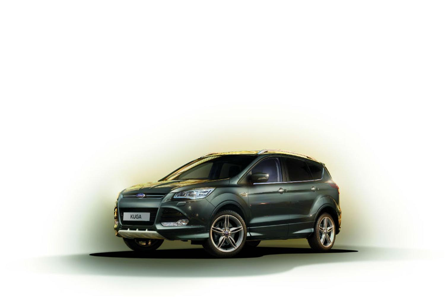 Ford debut luxury Kuga Titanium X Sport trim