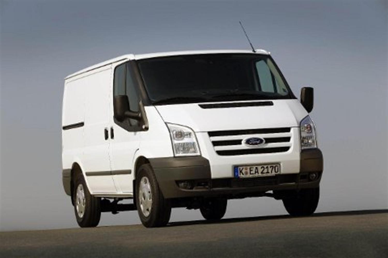 Average Van Prices Dip to 2010 Low