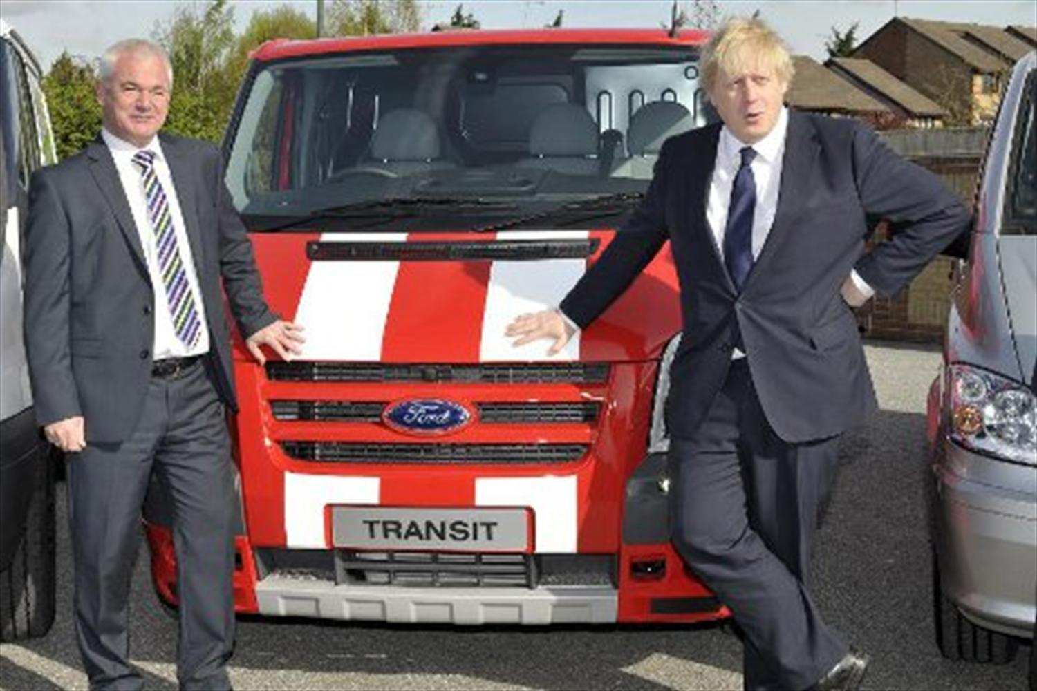 Ford launches van scrappage scheme