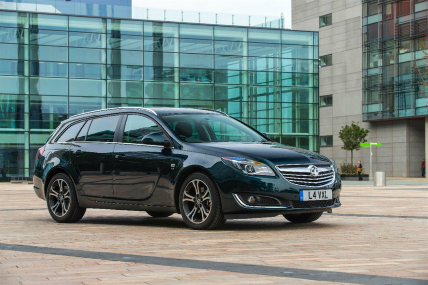 Vauxhall Insignia Sports Tourer (2013 On) Review