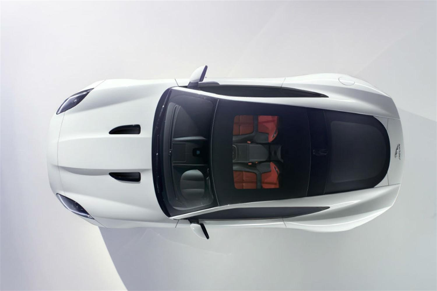A Guide to the 2014 F-TYPE Coupe