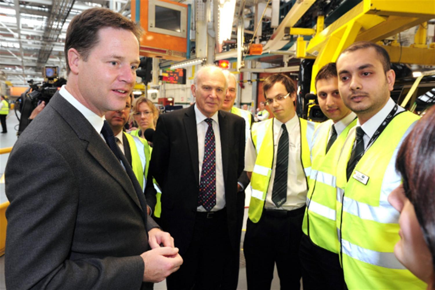 150 Apprenticeships Open at JLR