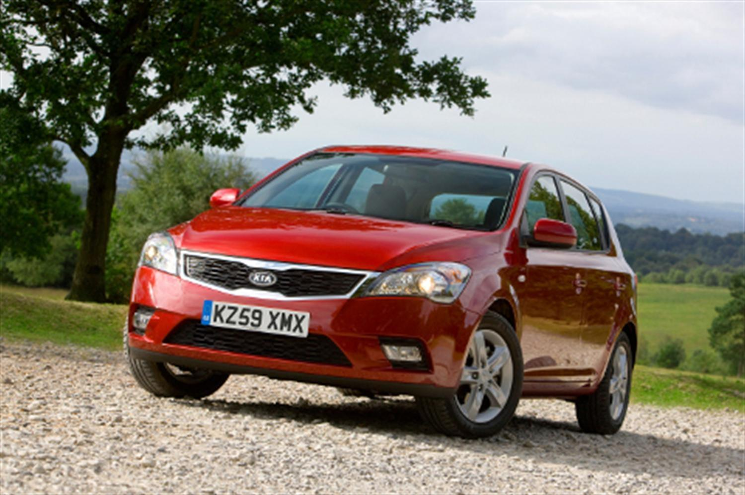 Kia cars to go to NHS Trust