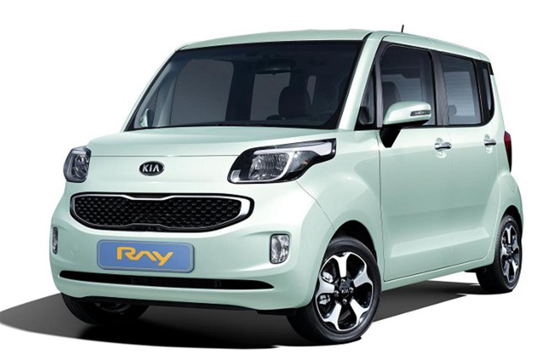 Kia Reveals 1st Ever Electric Car