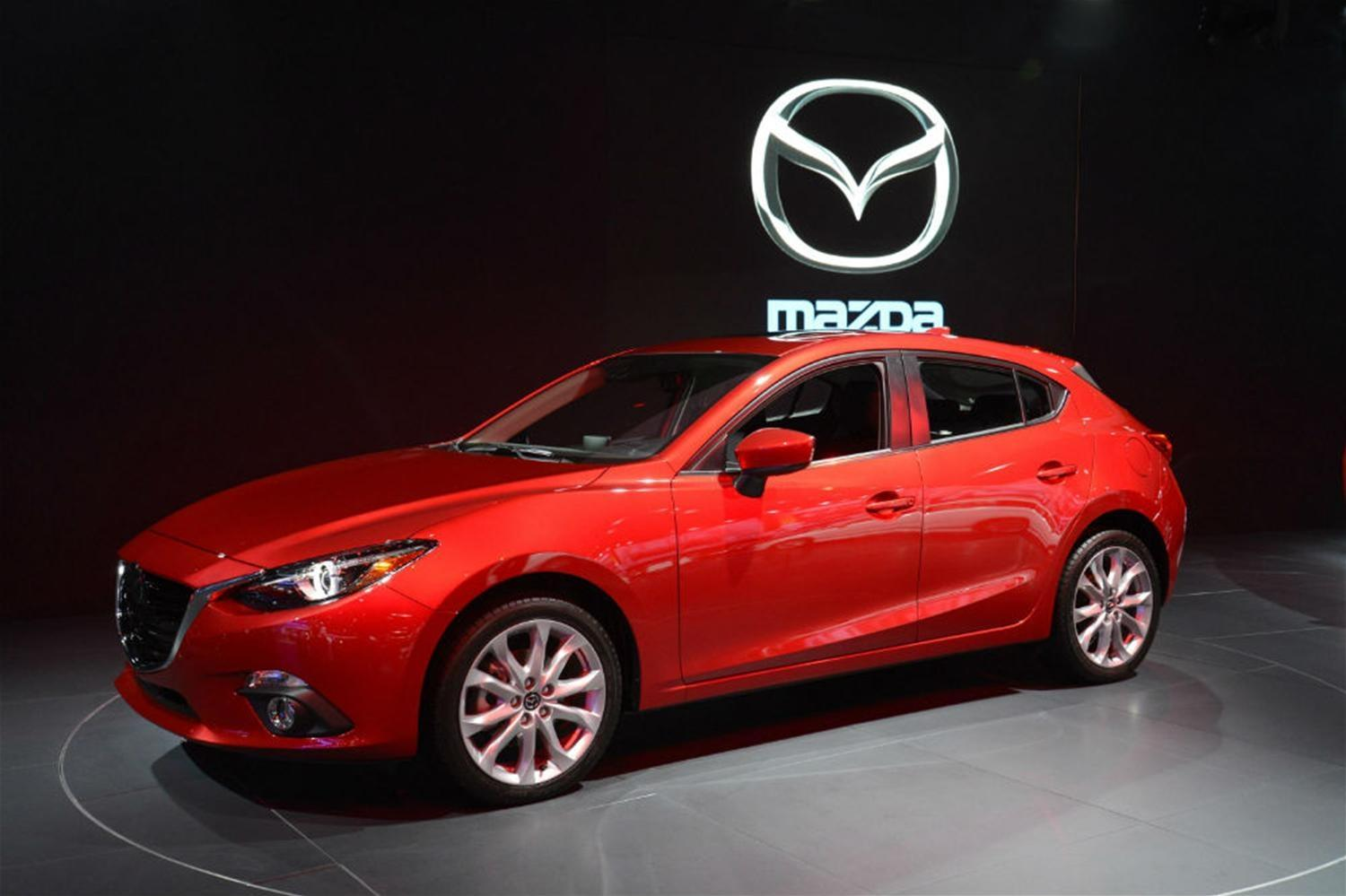 A guide to the 2014 Mazda3