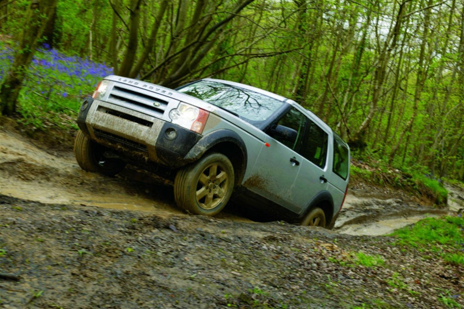 Best used 4×4 SUVs for under £11,000