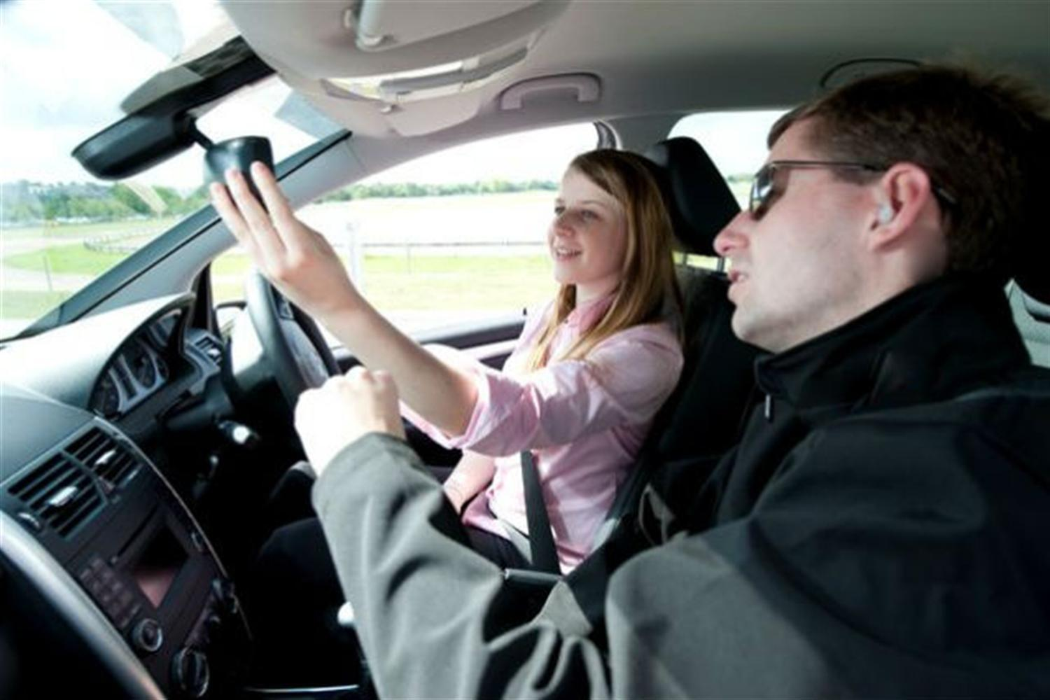 Learning to Drive: Lead up to my driving test.