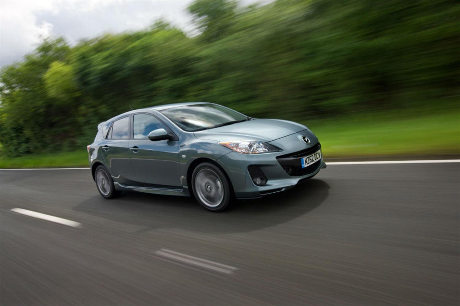 Mazda launches tempting offers for Motability drivers