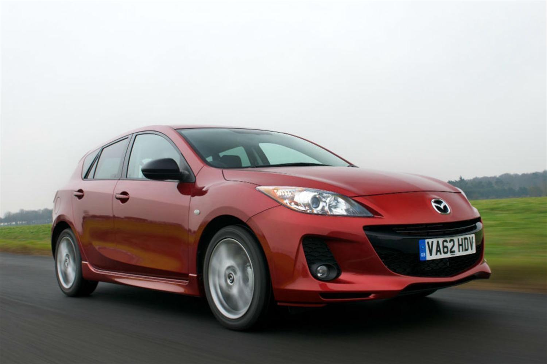 Introducing the enhanced Mazda3 range