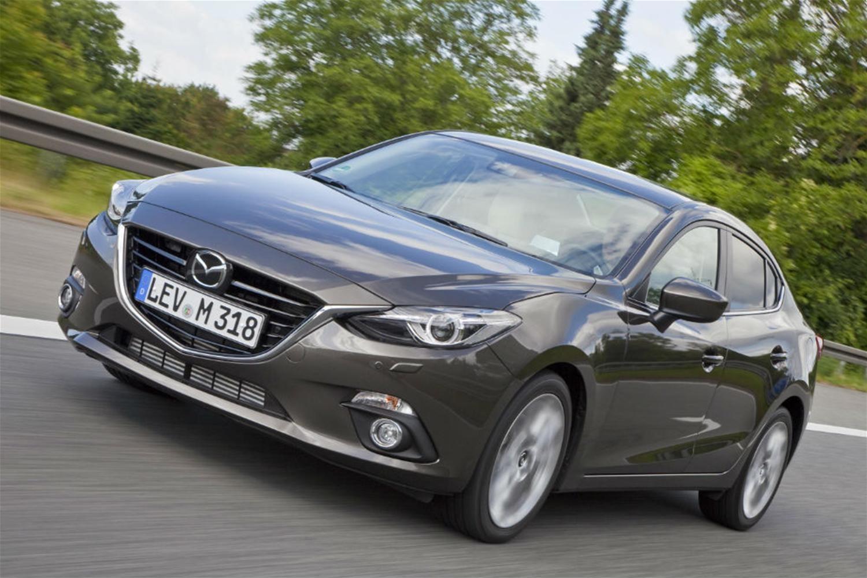 Mazda3 Fastback Revealed