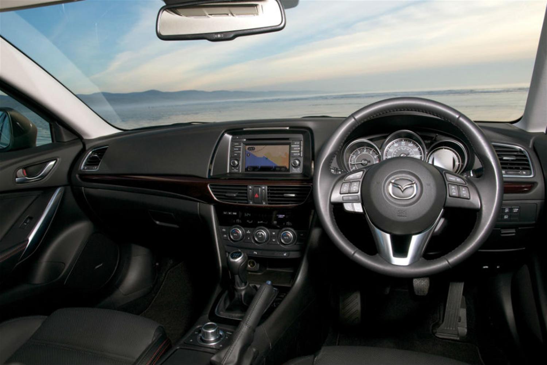 Mazda6 Makes Best Interior Shortlist