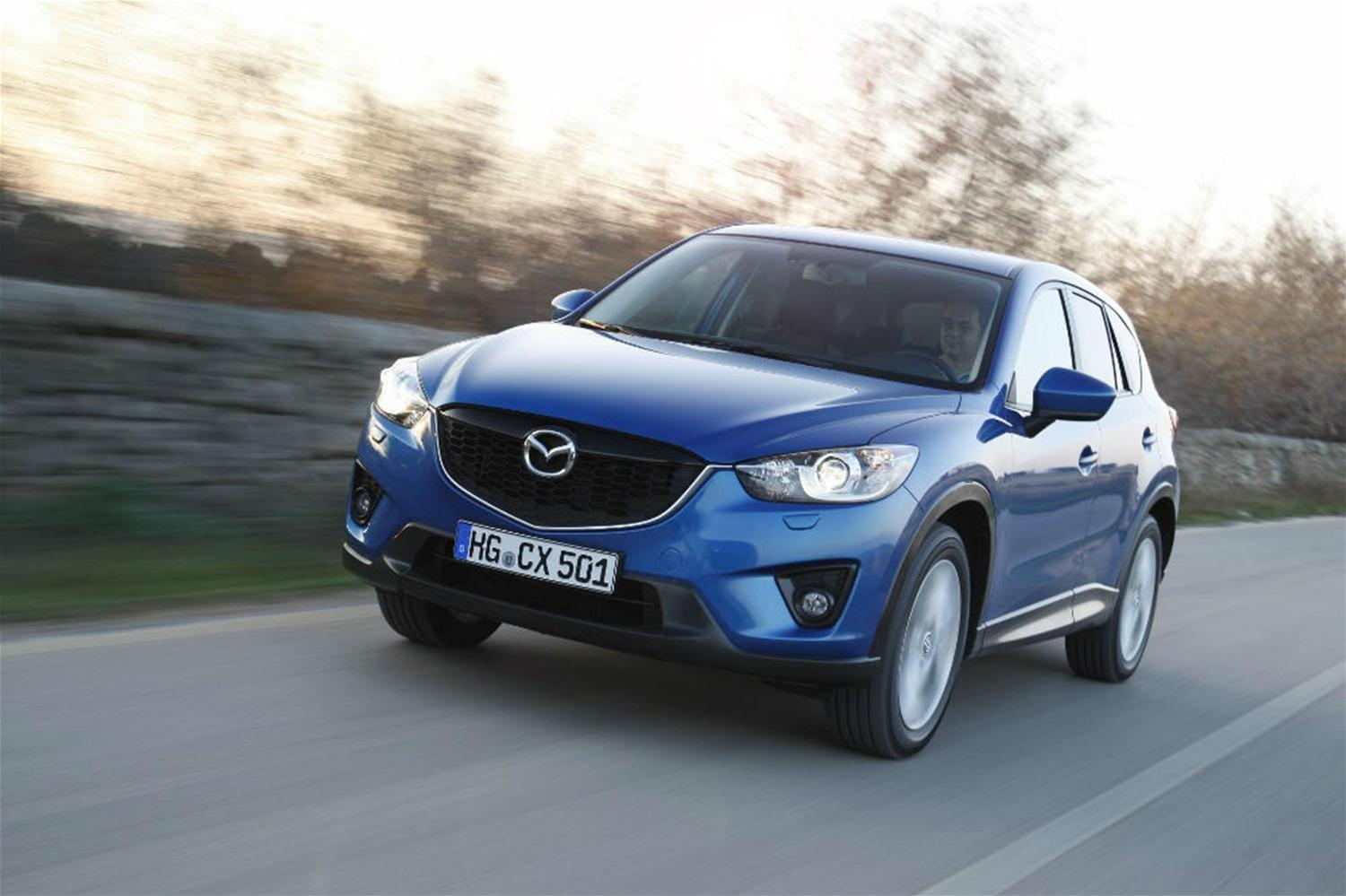 Mazda Perrys Blackburn Raises Charity Money at Special Event