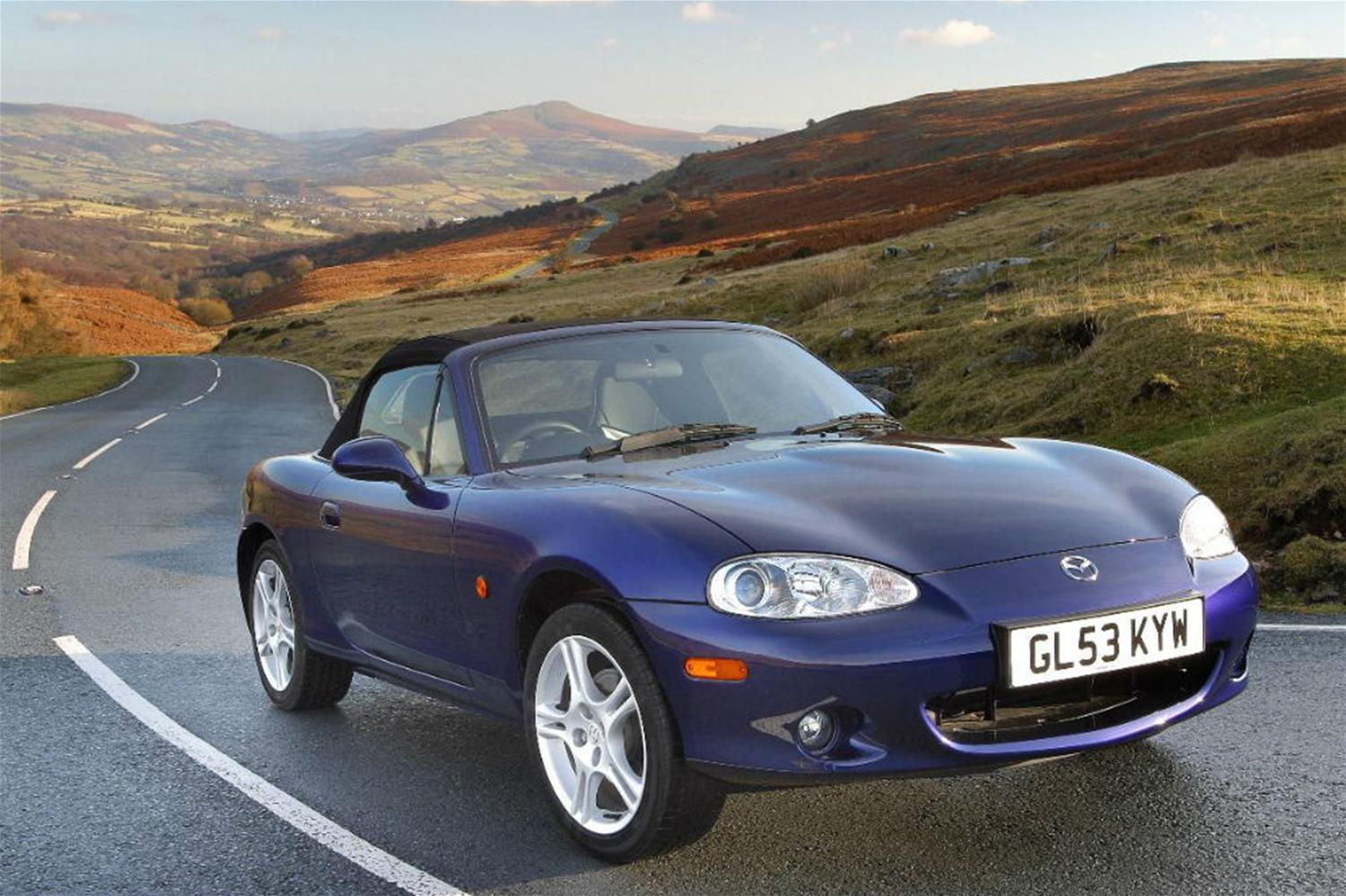 Best Used Convertible Car Bargains