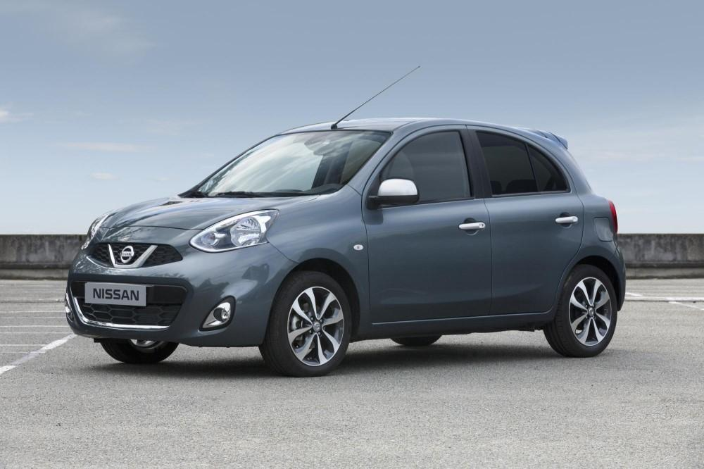 NIssan Launches N-TEC Micra Offering More Tech for Less Cash