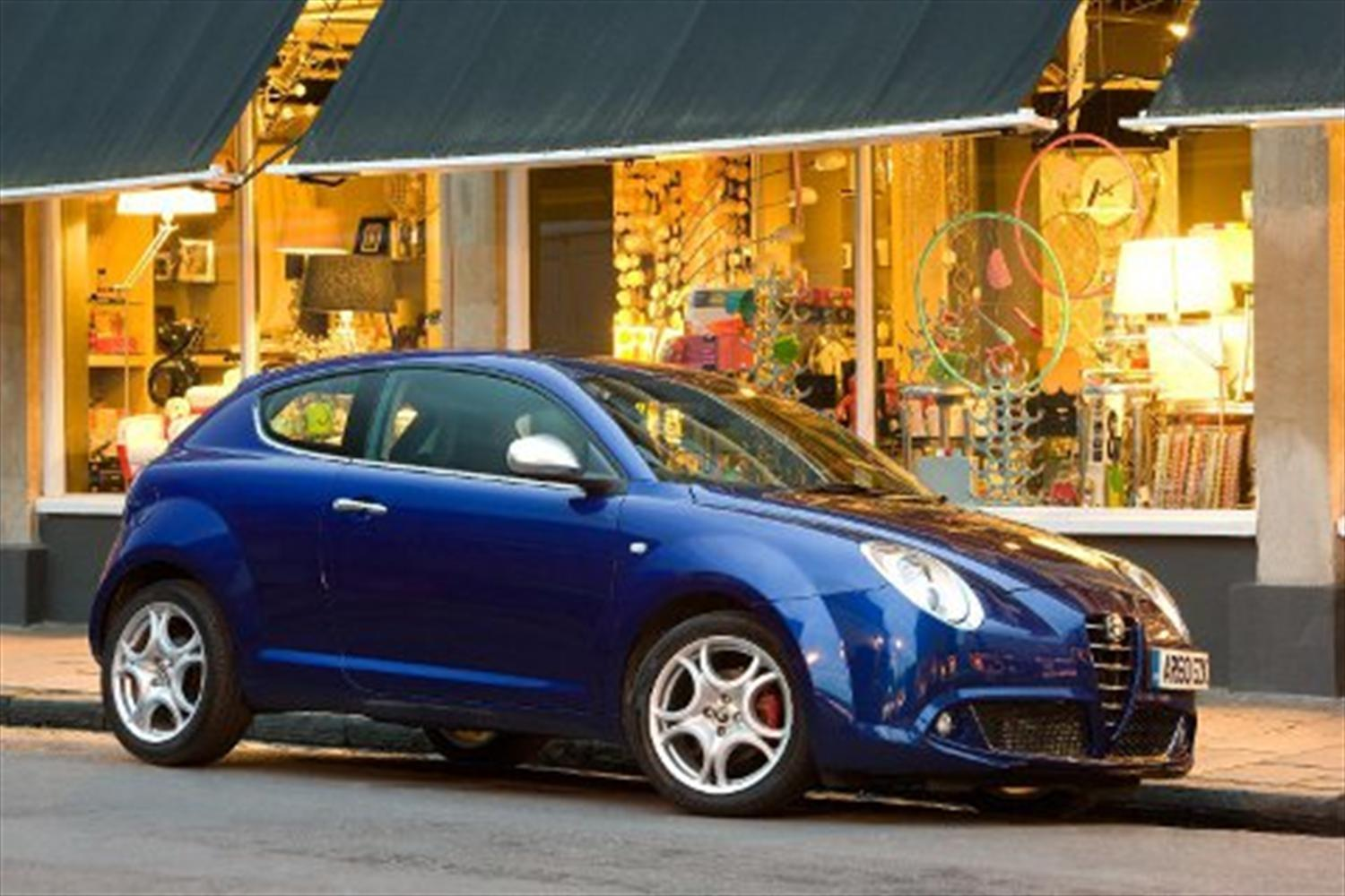Alfa Romeo MiTo now with TCT automatic transmission