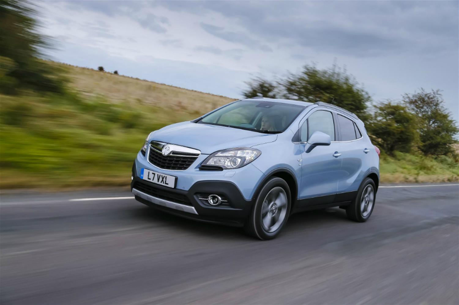 Vauxhall's New Year event offers 500 free fuel