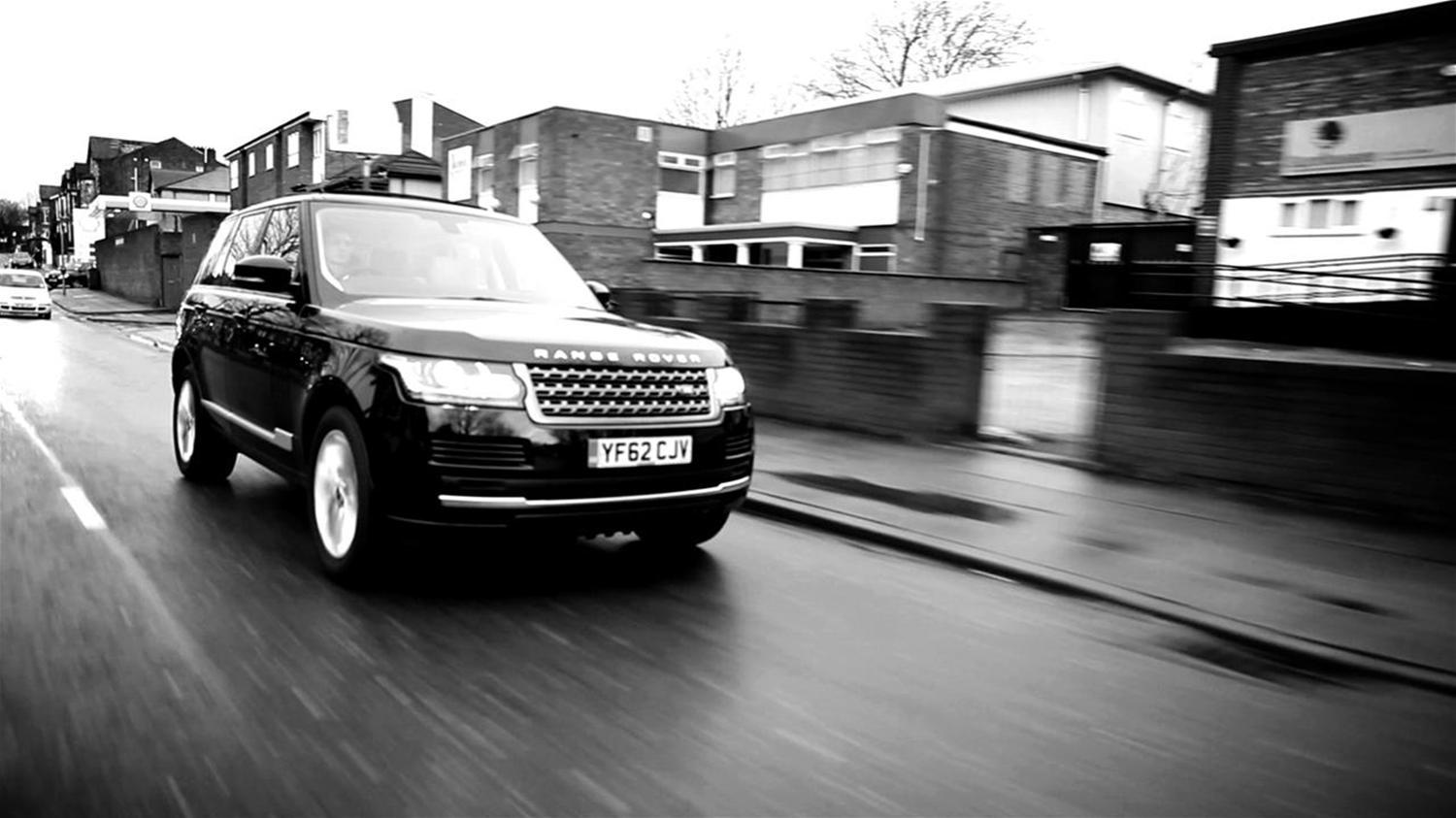 New 2013 Range Rover Prices & Equipment Guide