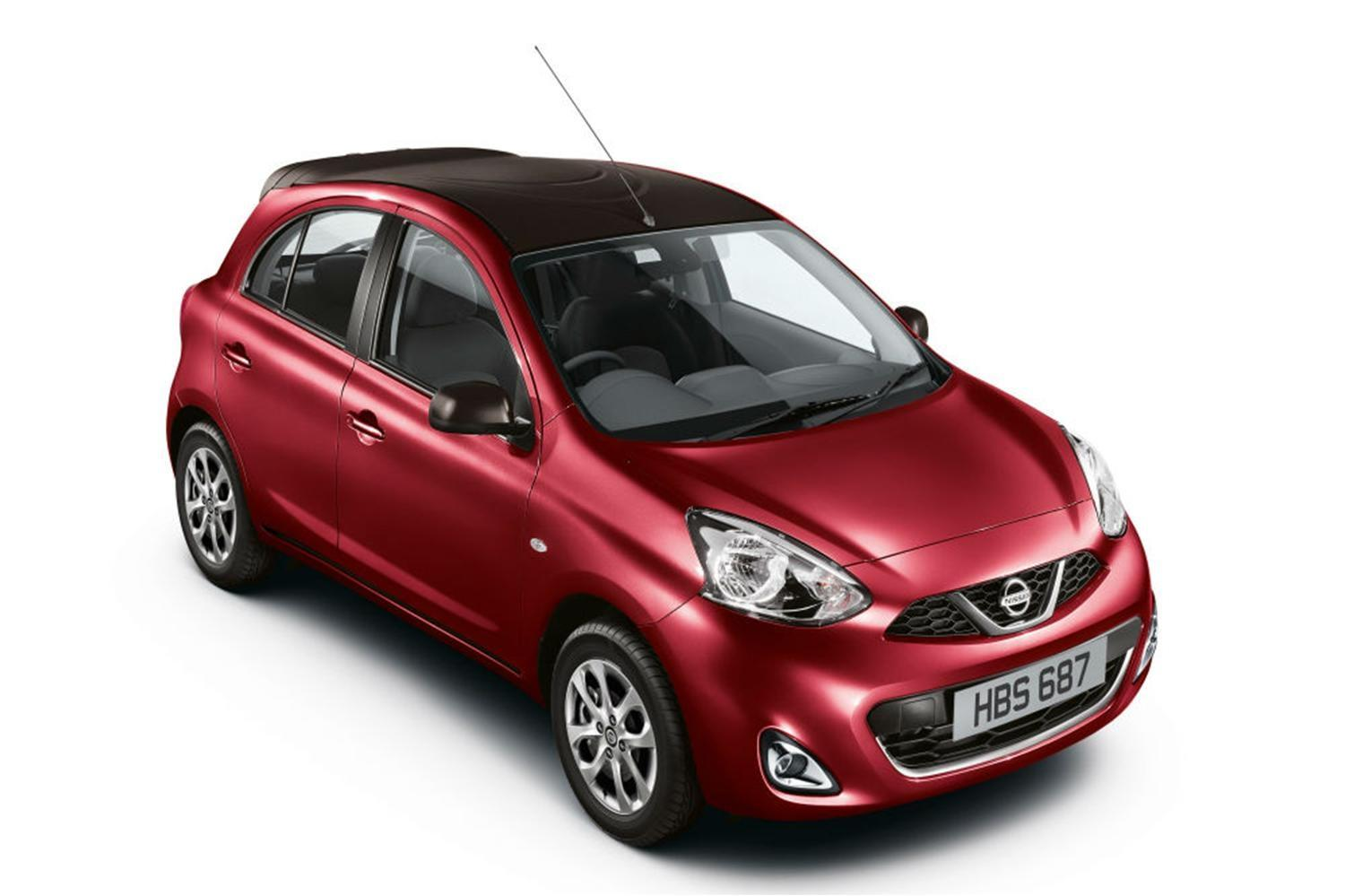 New Nissan Micra Limited Edition launched