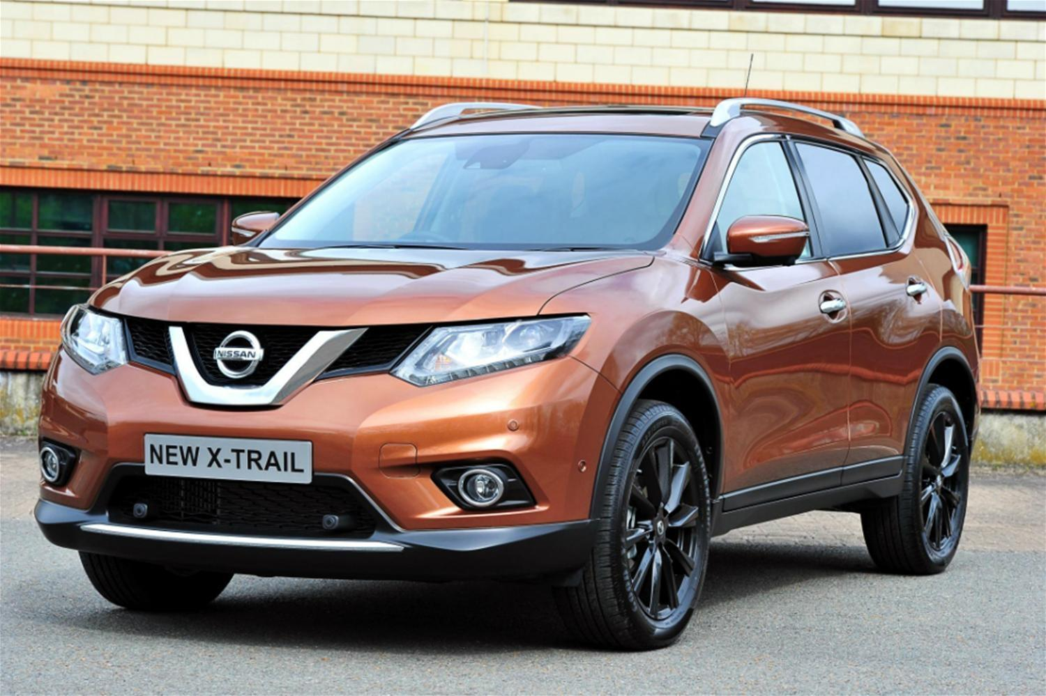 Nissan Crowdsourcing New X-Trail Colour Name Online