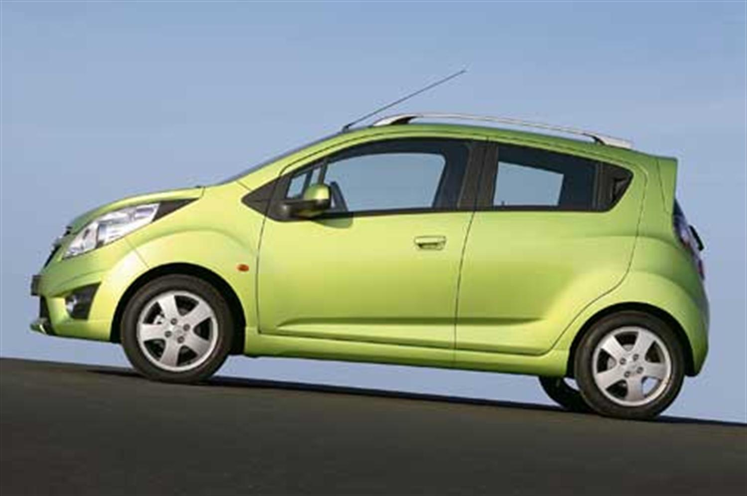 Top 10 City Cars for 2011