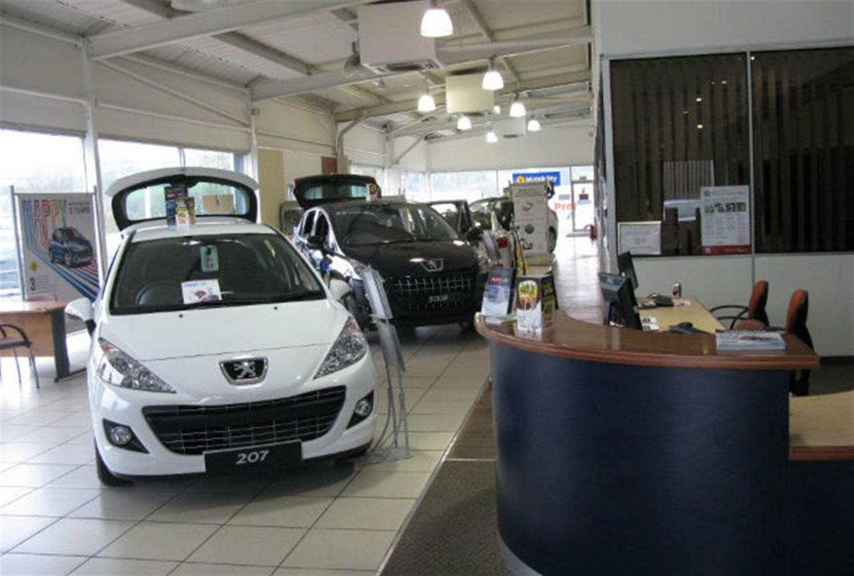 Revamp for Perrys Peugeot Dealership